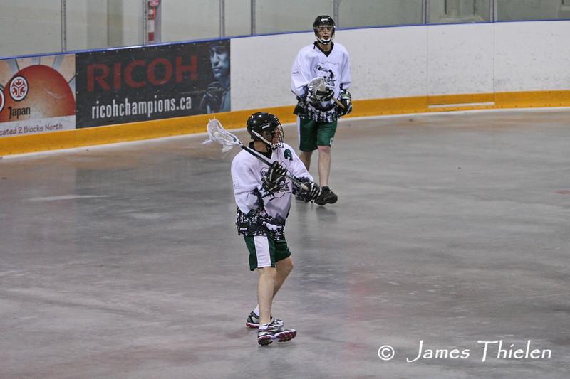 Calgary Rockies vs Okotoks Ice May 03, 2008