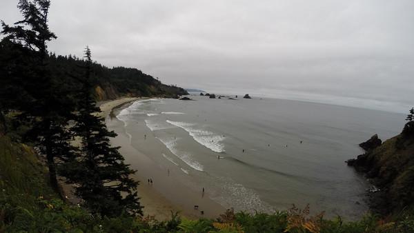 2014/07/12 - Hiking In Seaside Oregon