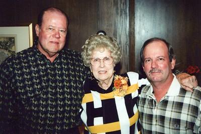 10-16-1999 Jenny Platt 75th Birthday @ Bartlesville, OK
