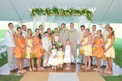 Leah and Jordan Wedding 2011
