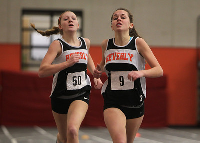 Beverly vs. Salem Co-ed Track
