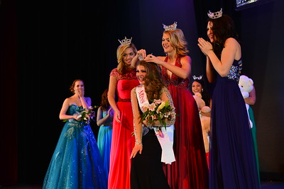 Miss Spokane Scholarship Organization Pageant 2015