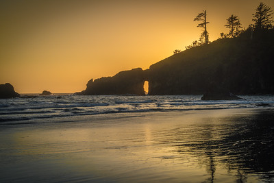 05_Second Beach - Olympic National Park - WA