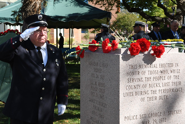 PHOTOS: 2017 Bucks County Fallen Firefighters Memorial Ceremony
