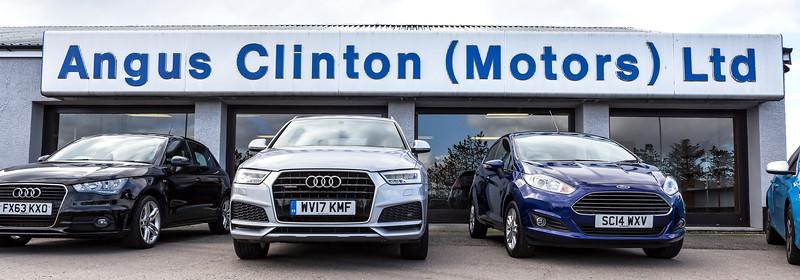 Angus Clinton (Motors) Ltd