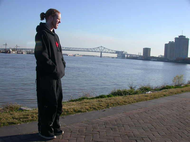 bryan by the river