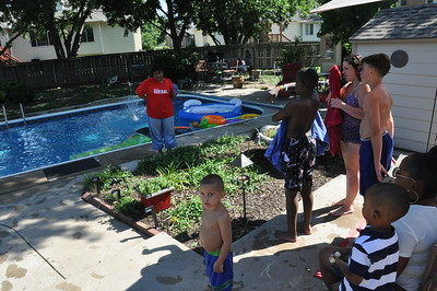 Fourth of July Pool party July 4, 2018