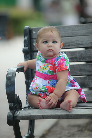 Baby Harley at the Jacksonville, Florida