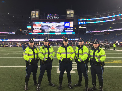 AFC Championship Game - Gillette