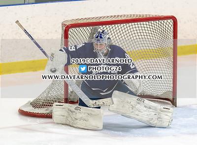 1/7/2019 - Girls Varsity Hockey - Brooks vs Andover