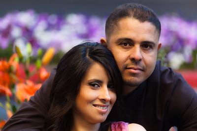 Sandra and Rene