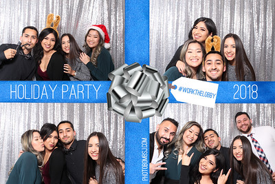Yvonne's Holiday Party 2018