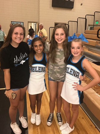 Cheer Show Off