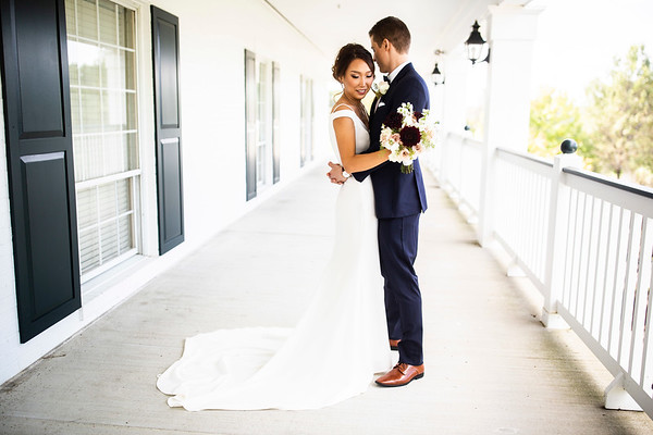 Emily + JR: Wedding