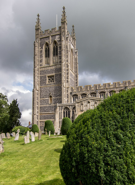 Long Melford, Holy Trinity