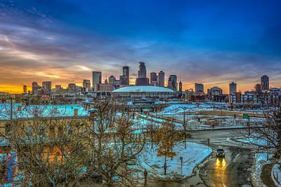 Minneapolis 2014 Winter