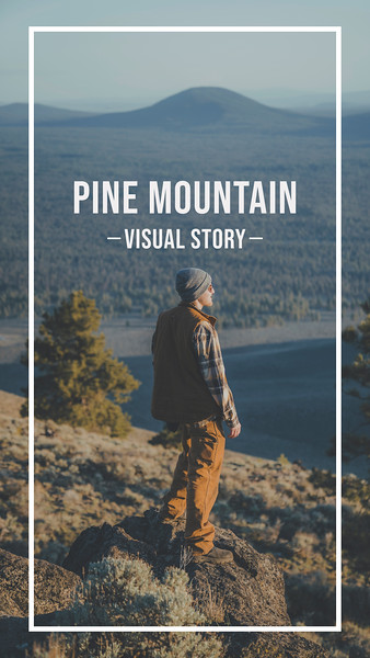 Pine Mountain Visual Story