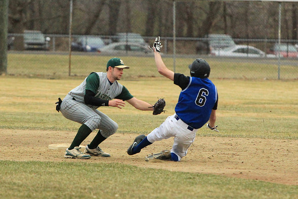 4/11/14 Baseball: Leominster vs. Nashoba
