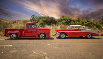 Custom shoot Truck and Car