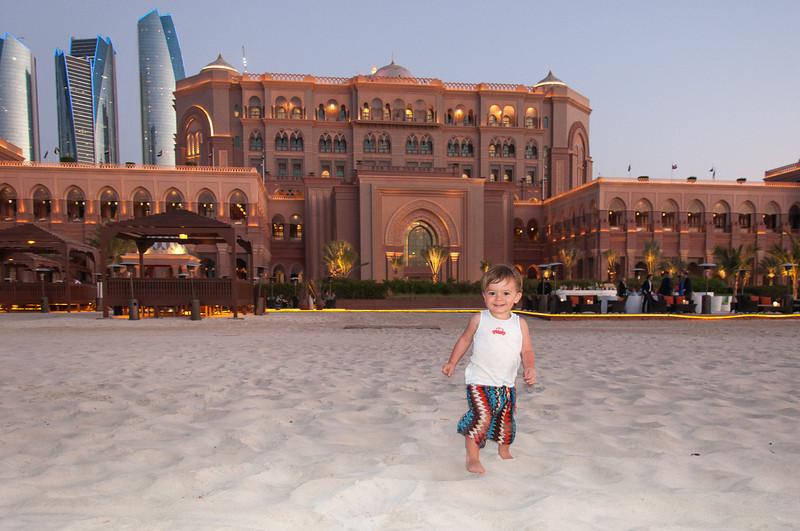 Abu Dhabi | Emirates Palace