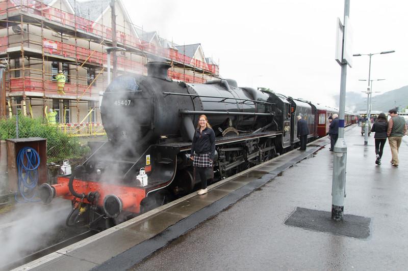 Jacobite Steam Train, Fort William - 12.jpg