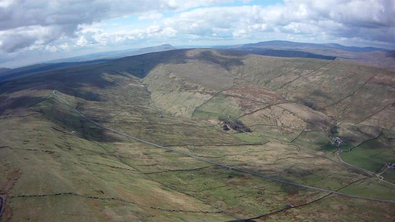 Jake had left hill as I arrived. Dean had left earlier still .....