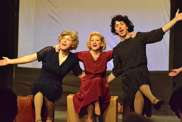 """Richmond Community Theatre presents """"Sugar"""""""