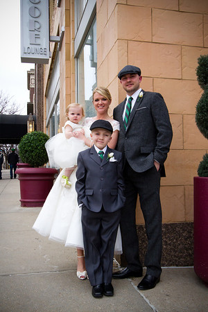 Tim & Sarah Wedding