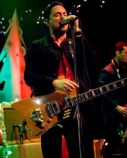 JD McPhearson & Eddie Angel's Guitar Party
