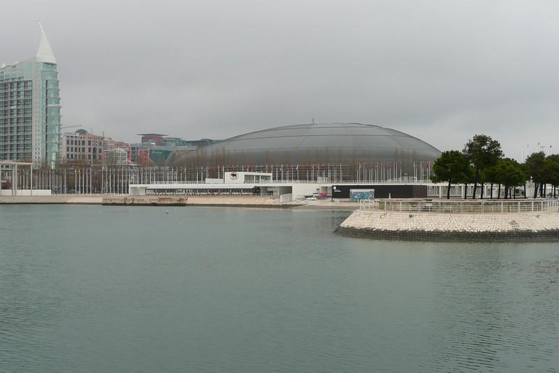 Pavilhão Atlântico. Parque das Nações, Lisbon