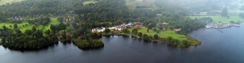Loch Lomond and Mull