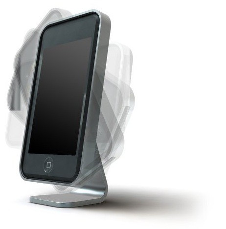 iClooly iPod touch stand