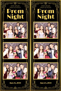 East Valley  High Prom 5/25/19