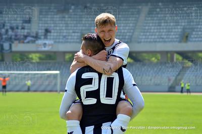 League 2 - Universitatea Cluj (ROU) vs. Soimii Pancota (ROU)
