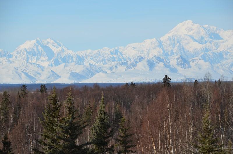 Mt. Foraker and Denali, Alaska