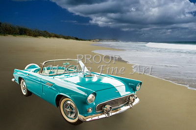 Classic Cars from 1950 Through 1959