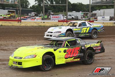 Utica-Rome Speedway-Jeremy McGaffin-7/22/18