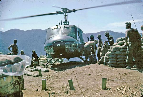 """Vietnam 67-68 """"C"""" Battery"""