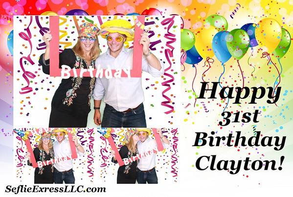 Heidi and Claytons Gender Reveal/Claytons Birthday