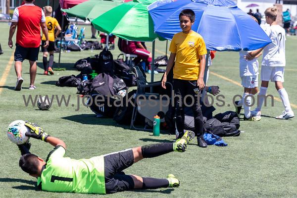 2019-07-27 - B08 Beach FC (Pena) vs Pateadores