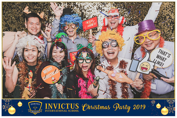 Invictus Christmas Party 2019