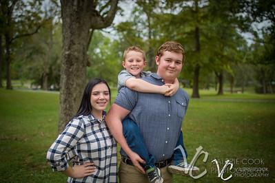 Gilmore Family 2019