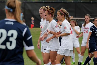 Womens Soccer VS Longwood