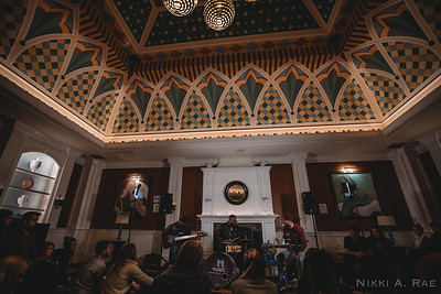 Sofar Denver | Just Call Me Carl, Rascal Martinez, The Ugly Architect | Hotel Monaco | 11.08.2018