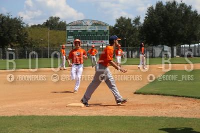 Baseball practice 9-20