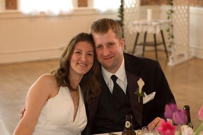 Julie and Jeremy's Wedding - Seattle, Washington (April 7, 2007)