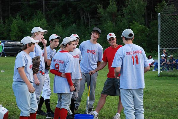 Baseball 2008 - Playoff game