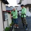 Greenpeace monitorea radiación regularmente desde que sucedió el desastre