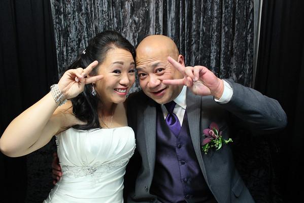Jenny and Tony Wedding Photo Singles