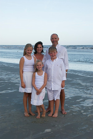 Stall Family, Kiawah Island, SC